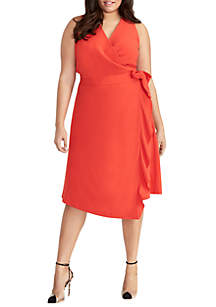RACHEL Rachel Roy Plus Size Etta Trench Dress