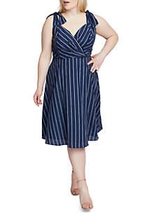 Kate Stripe Dress