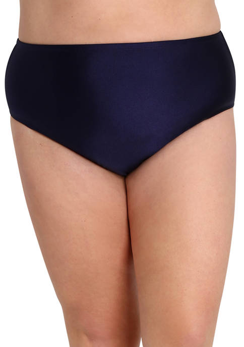 Lysa Plus Size High Waisted Tinsley Bikini Swim