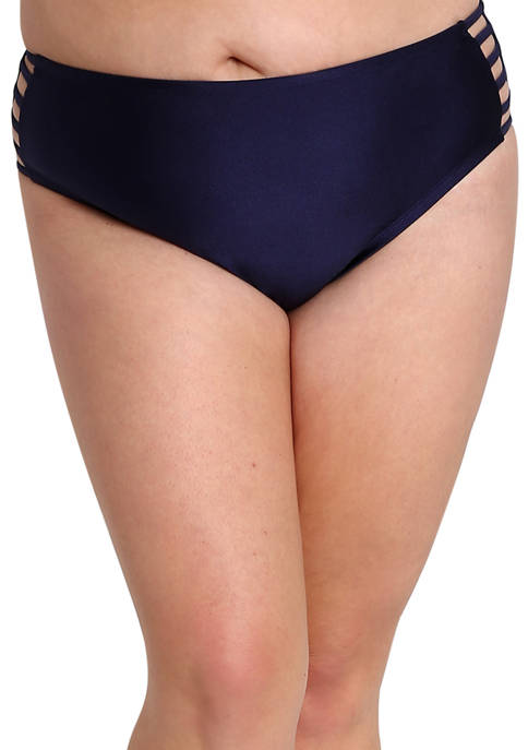 Lysa Plus Size Alexis Swim Bikini Bottoms