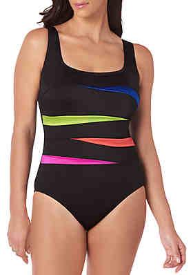 9b1e3ec17a Modest Swimsuits & Bathing Suits | Flattering Swimsuits | belk
