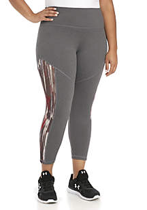 Plus Size Bryn Ankle Length Yoga Pants