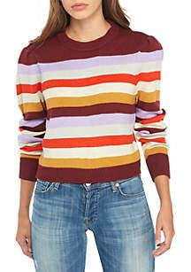 Emma Stripe Sweater