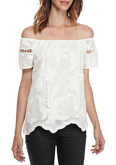 Wayf Holden Off Shoulder Top