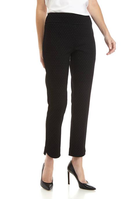 Crown & Ivy™ Womens Pull On Skinny Pants