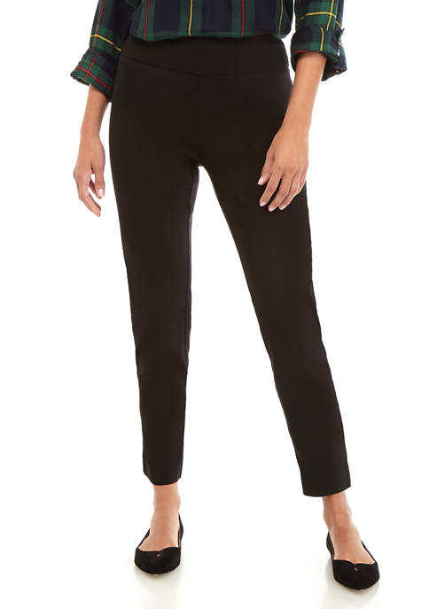 Crown & Ivy™ Womens Pull On Tech Stretch