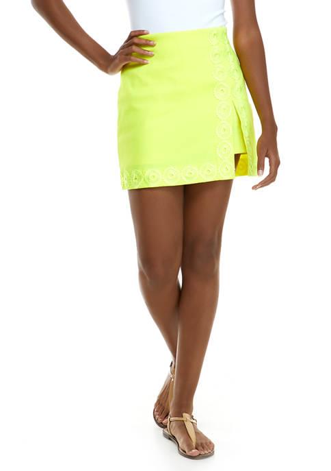 Crown & Ivy™ Womens Skort