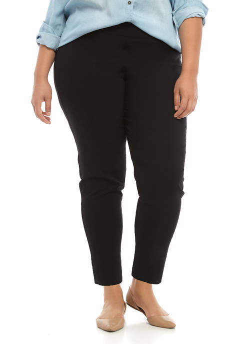 Crown & Ivy™ Plus Size Tech Stretch Skinny