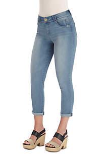 Light Absolution Crop Jeans