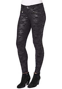 Absolution Double Zip Jeggings