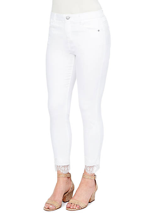 Democracy High Rise Absolute Ankle Length Skinny Jeans