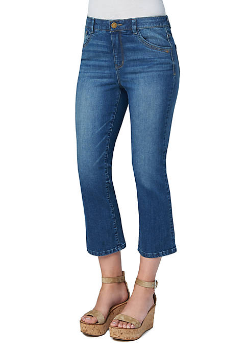 Democracy High Rise Absolute Kick Flare Jeans