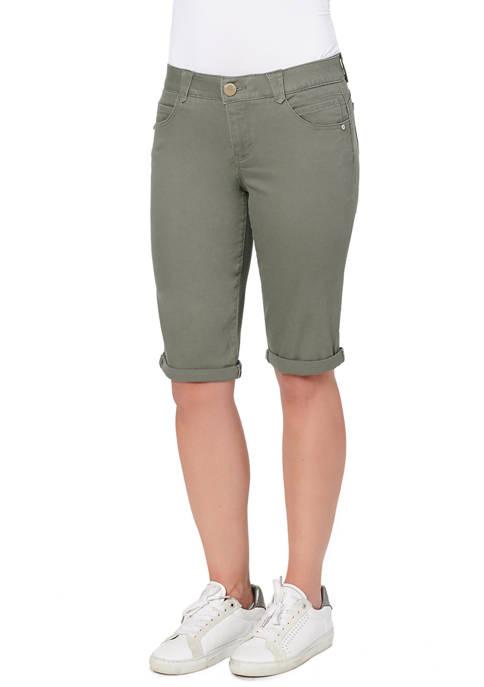 Womens Absolution Bermuda Shorts