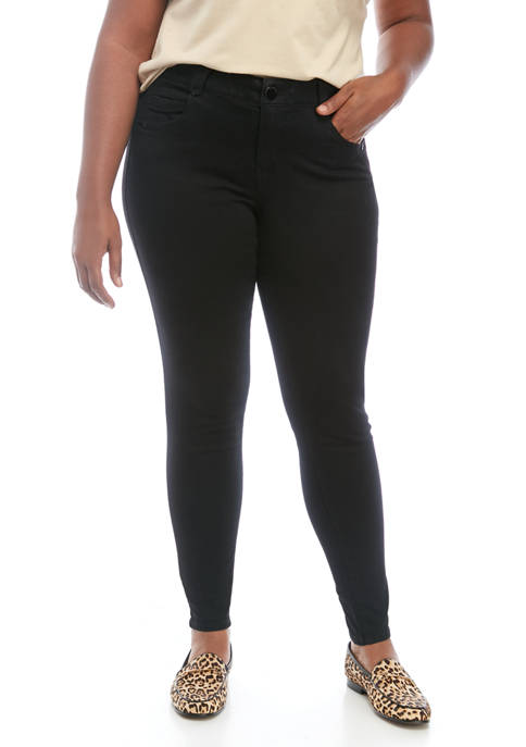 Democracy Plus Size Absolution Skinny Jeans