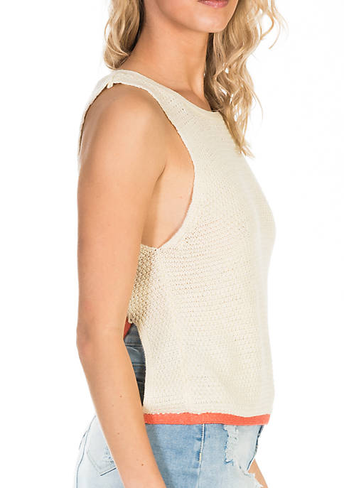 Banjara Cross Back Sweater