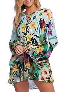 Bloomin Botanical Swim Tunic
