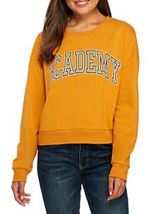 Academy Screenprint Sweatshirt