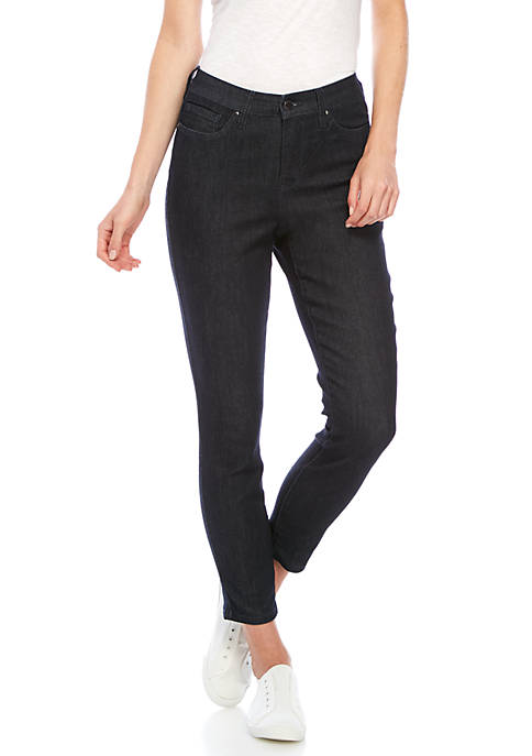 Crown & Ivy™ High Rise Crop Jeans