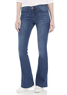 Full Length Flare Jeans