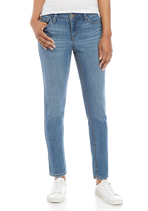 Crown & Ivy™ Denim Skinny Jeans
