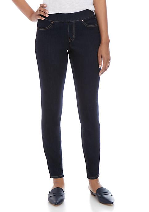 Crown & Ivy™ Pull On Skinny Jeans