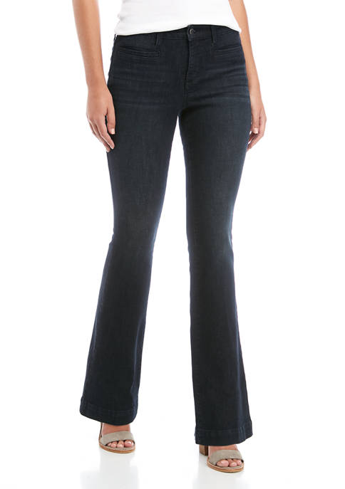 Crown & Ivy™ Crystal Denim Jeans