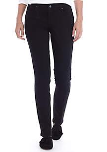 Cigarette Black Regular Skinny Jeans