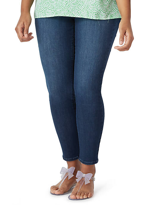 Crown & Ivy™ Plus Size Skinny Jeans