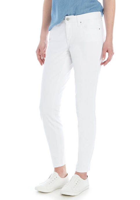 Crown & Ivy™ Womens Skinny Jeans- Short