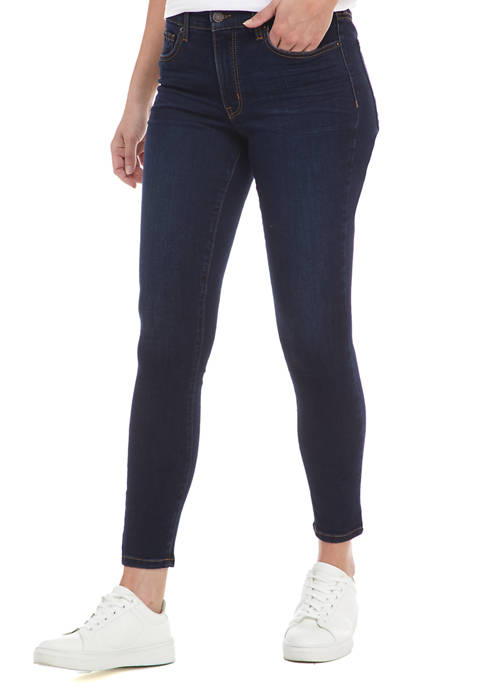 Crown & Ivy™ Womens Mid Rise Skinny Jeans