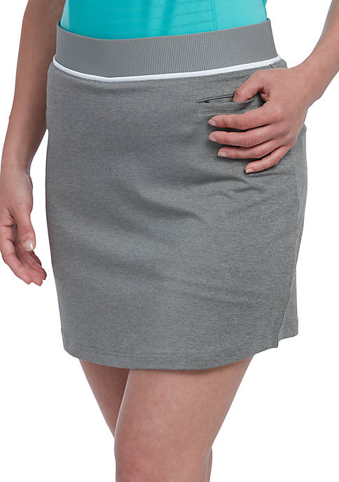Pebble Beach Knit Skort