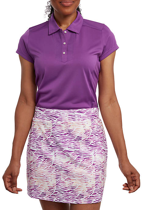 PEBBLE BEACH™ Short Sleeve Solid Polo
