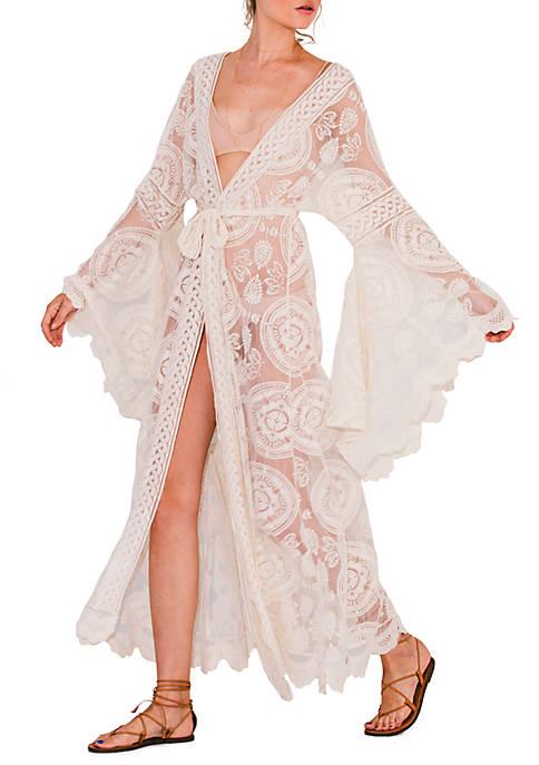 Mandala Mantra Kimono