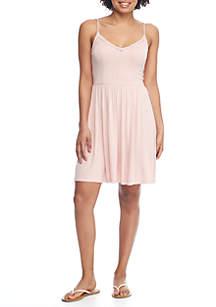 Strappy Knit Dress