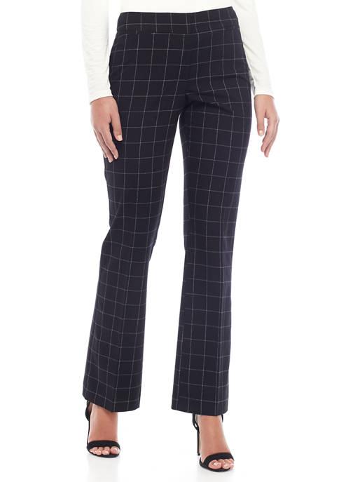 Womens Lexie Bootcut Pants in Modern Stretch