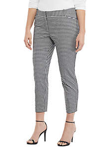 THE LIMITED Plus Size Gingham Pants