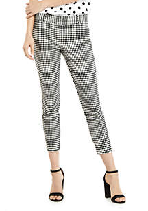 THE LIMITED Petite Gingham Pants