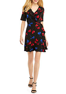 Ruffle ITY Dress