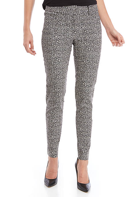 Womens Signature Skinny Pants in Exact Stretch