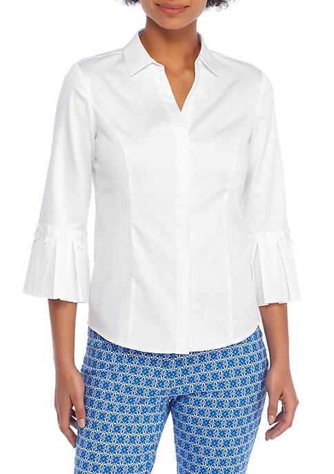 Origami Collar Shirt