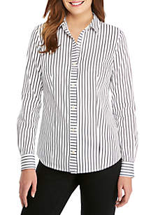 Taylor Striped Shirt