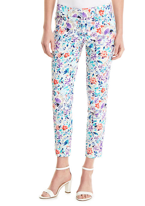Ankle Pants in Exact Stretch