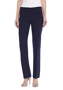THE LIMITED The New Drew Straight Pant in Modern Stretch - Petite