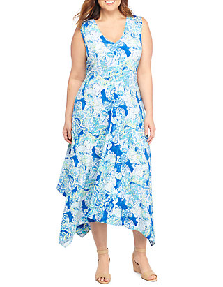 THE LIMITED Plus Size Maxi Dress | belk