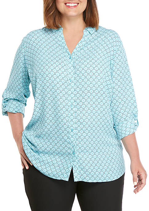 Plus Size Ashton Top