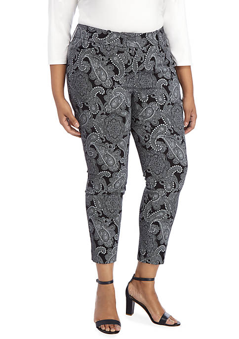 THE LIMITED Plus Size Signature Ankle Pants in