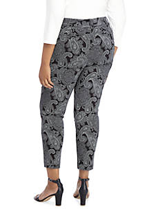 9812766f613 ... THE LIMITED Plus Size Signature Ankle Pants in Exact Stretch