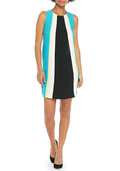 THE LIMITED Colorblock Dress
