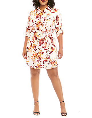 Plus Size Ashton Dress