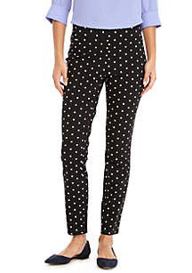 Signature Pull-On Skinny Pants in Exact Stretch